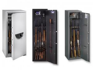Armoires à fusils