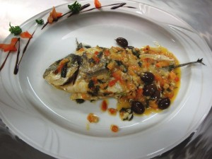 Il Trulletto - Restaurant  & Pizzeria : Dorade Genovese