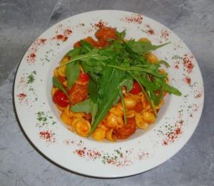 Il Trulletto - Restaurant  & Pizzeria : Orecchiette contadina