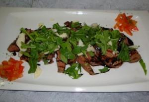 Il Trulletto - Restaurant  & Pizzeria : Tagliata al Balsamico