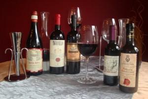 Il Trulletto - Restaurant  & Pizzeria : Notre choix de Vins italiens