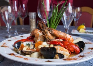 Il Trulletto - Restaurant  & Pizzeria : Cavatellucci aux fruits de mer